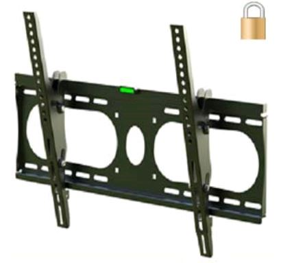 "Tilt Flat Screen TV Wall Mount for 32""-50"" Displays Image"